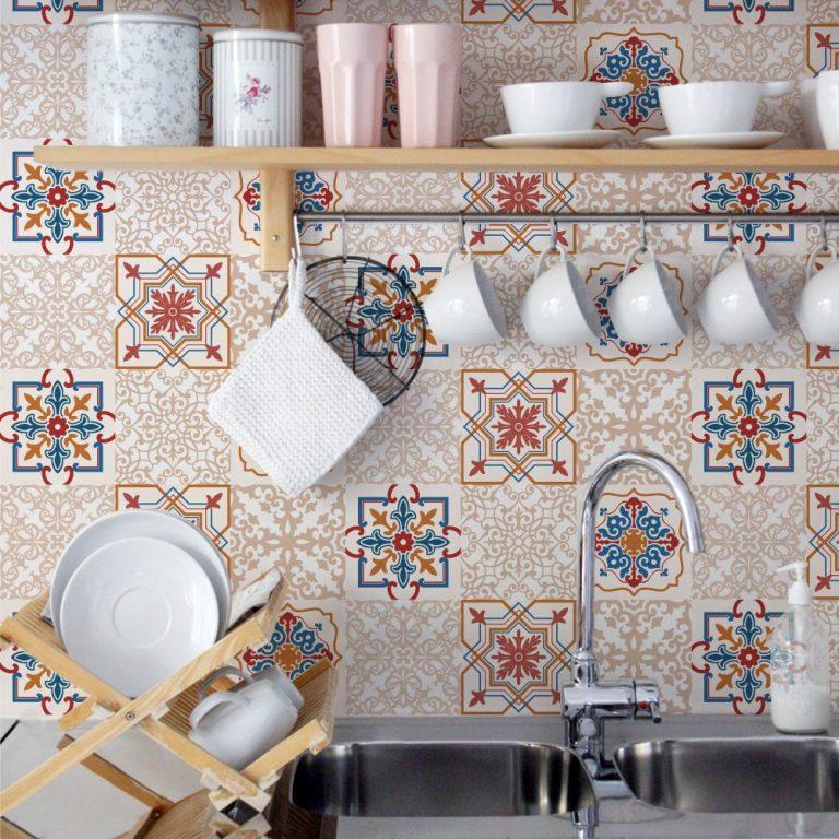 Top 5 cách chọn gạch bông ốp tường bếp sáng tạo và đẹp mắt   TopXepHang.com  - Top Xếp Hạng - Top Danh Sách - Danh Sách Xếp Hạng